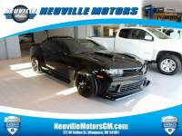 Certified Pre-Owned 2015 Chevrolet Camaro 2dr Cpe Z/28 VIN  2G1FZ1EE9F9701167 Stock Number CO463