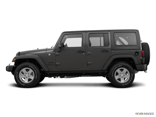 Photo 2016 Jeep Wrangler Unlimited 4WD 4dr Sport Sport Utility in White Plains, NY