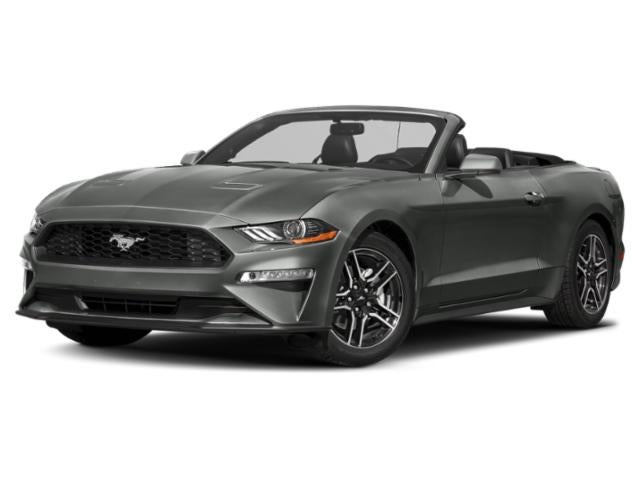 Photo 2018 Ford Mustang EcoBoost Premium - Ford dealer in Amarillo TX  Used Ford dealership serving Dumas Lubbock Plainview Pampa TX