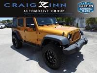 Pre Owned 2014 Jeep Wrangler Unlimited 4WD 4dr Sport VIN1C4BJWDG5EL313955 Stock NumberT841400