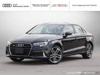 Shop Used 2018 Audi A3 2.0T Progressiv 7sp S Tronic in Edmonton | Audi Edmonton North
