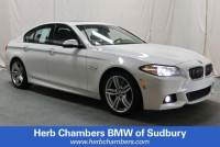 2016 BMW 535i xDrive M-Sport AWD Sedan for sale in Sudbury, MA