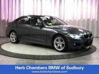 2016 BMW 340i xDrive M-Sport AWD Sedan for sale in Sudbury, MA