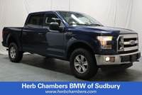 Pre-Owned 2015 Ford F-150 XLT Truck SuperCrew Cab in Sudbury, MA