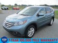 2014 Honda CR-V EX AWD SUV All-wheel Drive