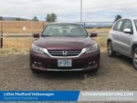 2015 Honda Accord EX-L Sedan in Medford, OR