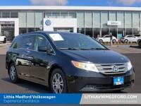 2013 Honda Odyssey EX-L Van in Medford, OR