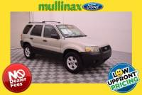 Used 2005 Ford Escape XLT SUV V-6 cyl in Kissimmee, FL