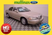 Used 2008 Lincoln Town Car Signature Limited Sedan V-8 cyl in Kissimmee, FL