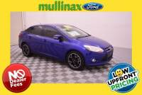 Used 2013 Ford Focus SE W/ Leather, Appearance Package Sedan I-4 cyl in Kissimmee, FL