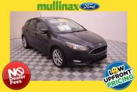 Used 2015 Ford Focus SE W/ Leather, Sunroof, Appearance Package Hatchback I-4 cyl in Kissimmee, FL