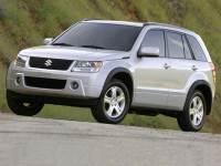 2006 Suzuki Grand Vitara Luxury