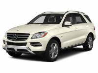 Pre Owned 2014 Mercedes-Benz M-Class ML 350 SUV VIN4JGDA5HB3EA283203 Stock Number9533301