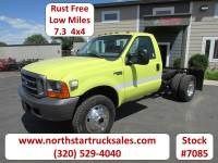 Used 1999 Ford F-450 4x4 60-inch Cab Chassis