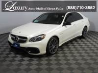 Pre-Owned 2015 Mercedes-Benz E-Class E 63 AMG S 4MATIC Sedan for Sale in Sioux Falls near Brookings