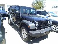 Pre-Owned 2015 Jeep Wrangler Unlimited Unlimited Sport SUV in Dublin, CA