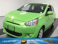 Used 2015 Mitsubishi Mirage For Sale at Burdick Nissan | VIN: ML32A4HJ7FH006479