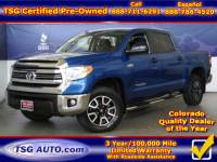 2016 Toyota Tundra 4WD Truck CrewMax 5.7L FFV V8 6-Spd AT SR5 (Natl)