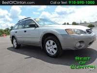 2005 Subaru Legacy Wagon (Natl) Outback 2.5i Auto
