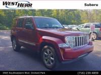 2012 Jeep Liberty Limited SUV