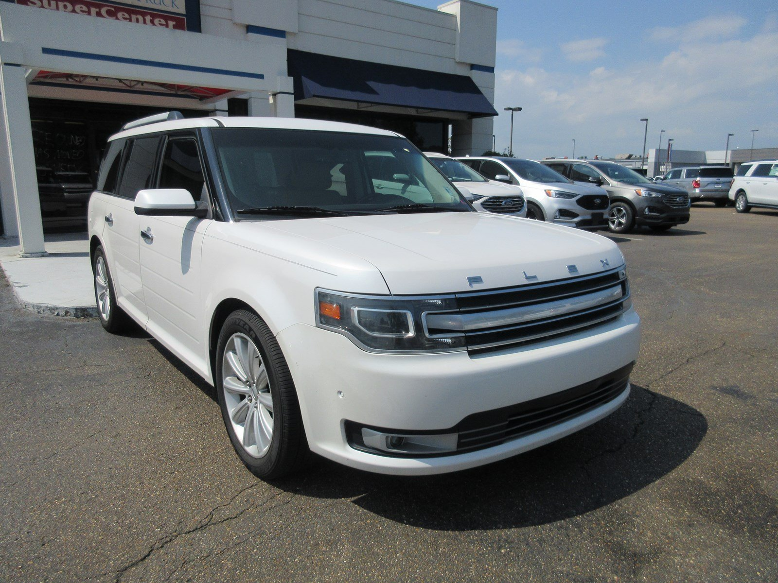 Photo 2013 Ford Flex Limited wEcoBoost Station Wagon 6
