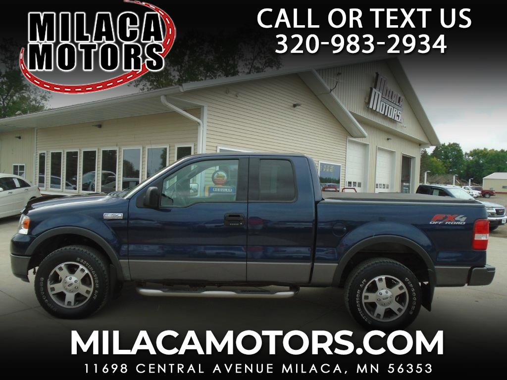 Photo 2004 Ford F-150 FX4 SuperCab 4WD