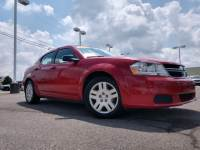 2014 Dodge Avenger SE Sedan - Used Car Dealer Serving Upper Cumberland Tennessee