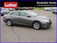 2017 Toyota Camry LE Minneapolis MN | Maple Grove Plymouth Brooklyn Center Minnesota 4T1BF1FK3HU286156