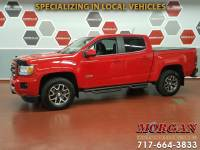 2016 GMC Canyon All Terrain Crew Cab 4WD