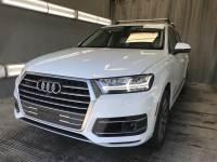 2017 Audi Q7 PREM PLUS*COLD WTHR*DRIVER ASSIST**VISION ASSIST*
