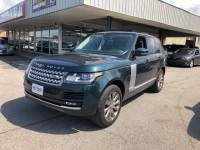 2014 Land Rover Range Rover HSE 4WD