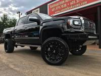 2016 GMC Sierra 1500 DENALI CREW CAB SHORT BED 4WD CUSTOM LIFTED