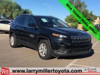 Used 2016 Jeep Cherokee For Sale | Peoria AZ | Call 602-910-4763 on Stock #91737B
