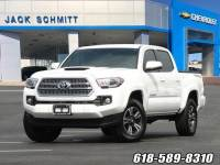 Pre-Owned 2017 Toyota Tacoma TRD Sport VIN 5TFCZ5AN9HX107206 Stock # 40062-1