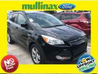 Used 2016 Ford Escape SE W/ 2.0L Ecoboost, Touchscreen SUV I-4 cyl in Kissimmee, FL