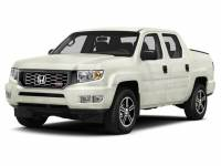2013 Honda Ridgeline Sport Truck Crew Cab