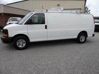 2014 Chevrolet Express 3500 Extended Cargo Van