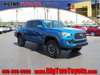 Used 2018 Toyota Tacoma TRD Off-Road 4x2 TRD Off-Road Double Cab 5.0 ft SB in Chandler, Serving the Phoenix Metro Area