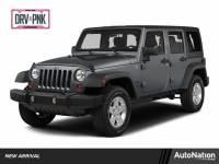 2015 Jeep Wrangler Unlimited Rubicon 4x4