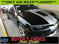 2014 Chevrolet Camaro 2dr Cpe SS w/2SS