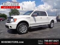 2010 Ford F-150 PLATINUM SuperCrew 6.5 ft. Bed 4WD