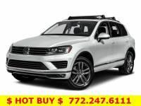 Pre-Owned 2016 Volkswagen Touareg 4dr V6 Sport w/Technology