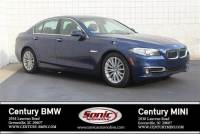 Pre-Owned 2016 BMW 5 Series Sedan in Greenville, SC