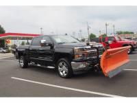 2015 Chevrolet Silverado 1500 LTZ w/ Nav w/Plow Truck Crew Cab in East Hanover, NJ