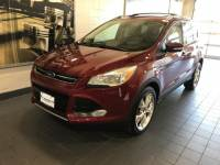 2014 Used Ford Escape FWD 4dr Titanium For Sale in Moline IL | Serving Quad Cities, Davenport, Rock Island or Bettendorf | P19282