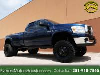2008 Dodge Ram 3500 LONE STAR QUAD CAB LWB 4WD DRW DIESEL MANUAL LIFTE
