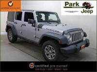 2016 Jeep Wrangler JK Unlimited Unlimited Rubicon SUV in Burnsville, MN.