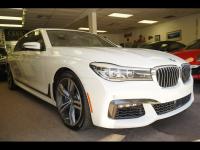 2017 BMW 7 Series 740i Sedan