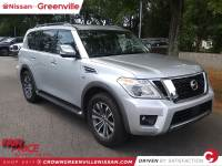 Pre-Owned 2019 Nissan Armada SL SUV in Greenville SC