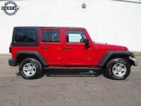 2014 Jeep Wrangler Unlimited Sport RHD